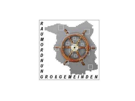 TU Berlin, ISR-Projekt Großgemeinden und Raumordnung 2003/04 Großgemeinden & Raumordnung Arbeitsgruppe: Örtliche Ebene.