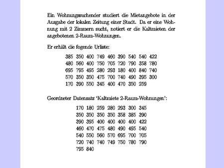 Konzentrationsmaße (Gini-Koeffizient, Lorenz-Kurve) Konzentrationsmaße Kennwert für die wirtschaftliche Konzentration Typische Beispiele: Verteilung.