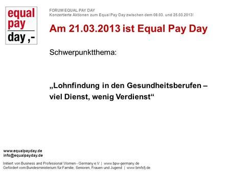 Initiiert von Business and Professional Women - Germany e.V. | www.bpw-germany.de Gefördert vom Bundesministerium für Familie, Senioren, Frauen und Jugend.